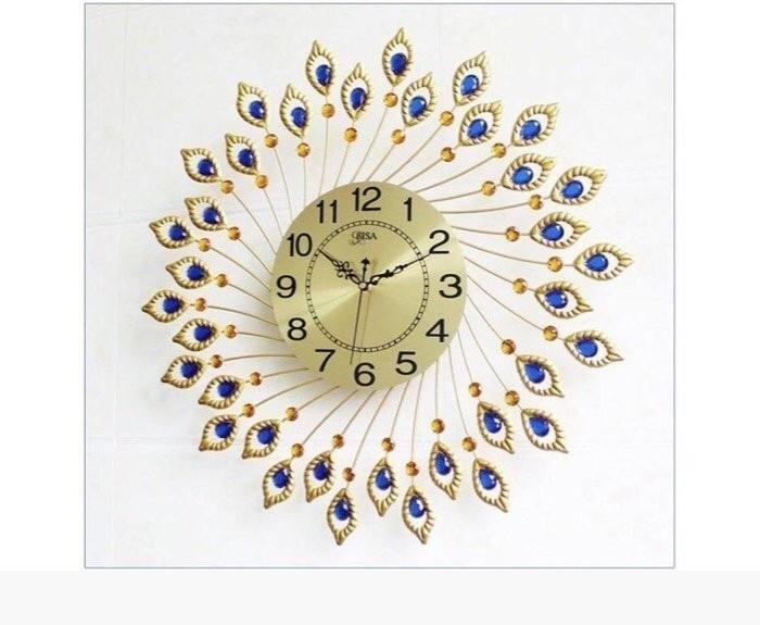 Bí quyết chọn đồng hồ treo tường trang trí nội thất cho từng không gian nhà bạn(2)