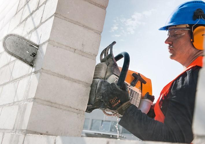 Đánh giá máy cắt bê tông cầm tay Stihl GS461 - Linh hoạt, mạnh mẽ, bền bỉ và hiệu suất cao
