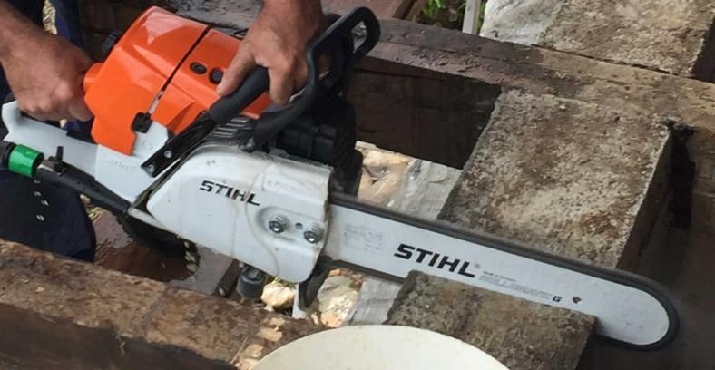 Đánh giá máy cắt bê tông cầm tay Stihl GS461 - Linh hoạt, mạnh mẽ, bền bỉ và hiệu suất cao(1)