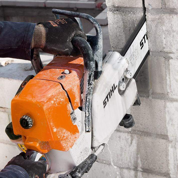 Đánh giá máy cắt bê tông cầm tay Stihl GS461 - Linh hoạt, mạnh mẽ, bền bỉ và hiệu suất cao(2)