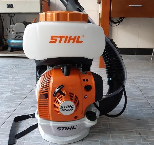 Đánh giá ưu điểm dòng máy phun thuốc diệt côn trùng phòng dịch Stihl SR200 chính hãng từ Mỹ