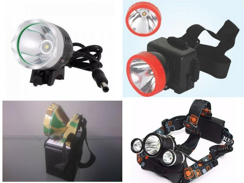 Làm sao để biết được đèn pin đội đầu siêu sáng loại nào tốt?