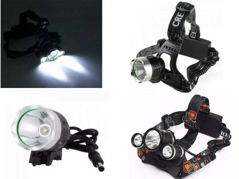 Đánh giá thông sốđèn pin đội đầu siêu sáng High Power Headlamp Cree