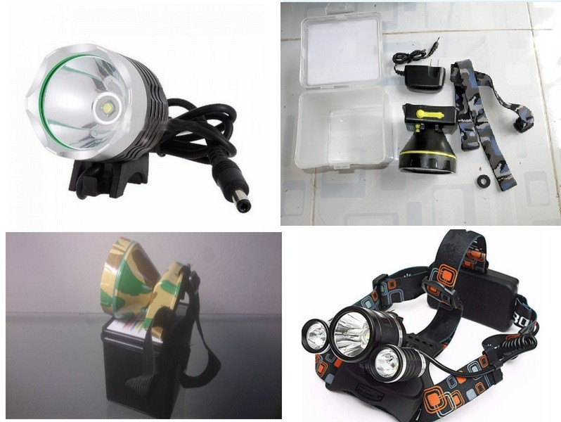 Đánh giá chungđèn pin đội đầu siêu sáng High Power Headlamp Cree