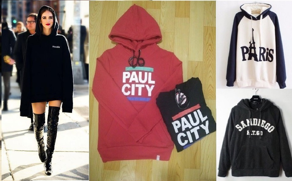 Áo khoác hoodie(2)