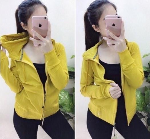 Xu hướng áo khoác nữ 2018(4)