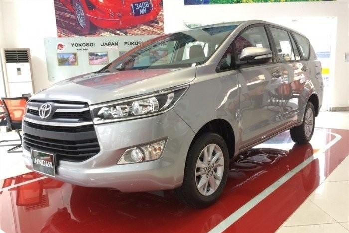 Mua bán Toyota Innova 2018