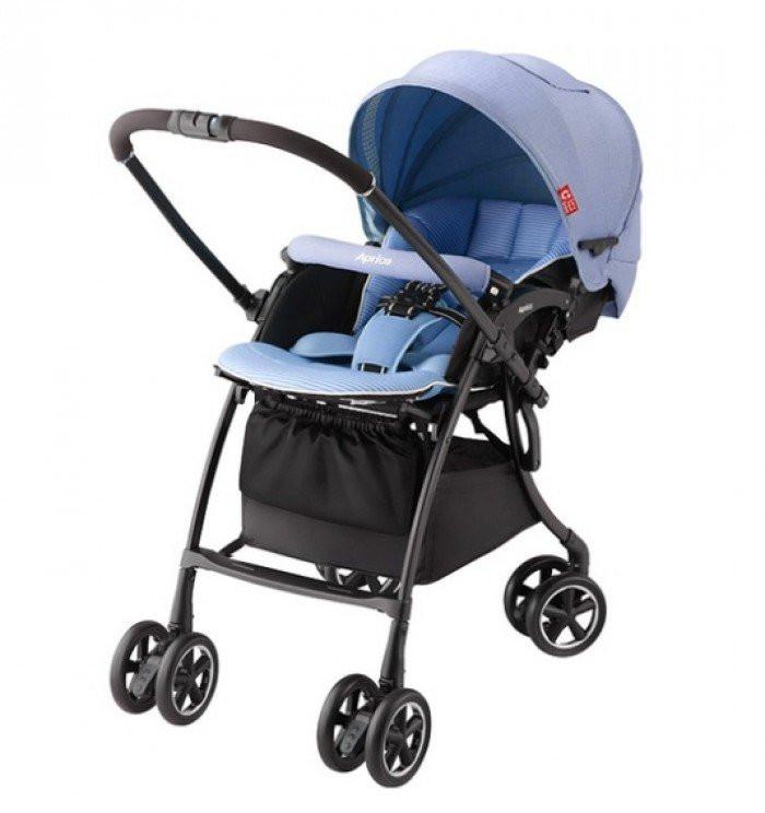 Chọn mua xe đẩy em bé Nhật Bản đầy đủ tính năng dành cho trẻ từ sơ sinh