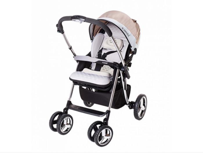 Thương hiệu xe đẩy đẩy em bé Nhật Bản nổi tiếng uy tín - Xe đẩy em bé Combi(1)