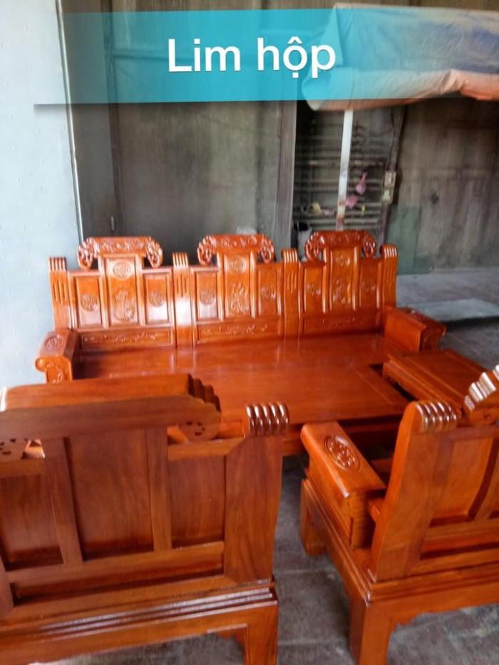 """Gỗ lim là một trong những loại gỗ quý nhất của nước ta từ bao đời nay. Với chất gỗ rắn chắc, không bị cong vênh, nứt nẻ, biến dạng do thời tiết, kháng được mối mọt nên rất được ưa chuộng trong việc làm cửa. Vì thế, lim luôn là một trong những lựa chọn hàng đầu cho các gia chủ đang tìm hiểu về các loại gỗ để làm cửa cho ngôi nhà thân yêu của mình.  Trong những loại cửa gỗ cao cấp được đưa ra thị trường thì lim được nhiều gia chủ sử dụng hơn ở ngoài bắc. Thế nên, nó được rất nhiều người lựa chọn để làm đẹp cho ngôi nhà của mình, đồng thời thể hiện đẳng cấp của gia chủ. Làm thế nào bạn có thể phân biệt gỗ lim với các dòng khác. Mời bạn cùng chúng tôi – """"Cửa gỗ cao cấp Đức Tiến"""" tìm hiểu về 3 phương pháp để phân biệt gỗ lim là thật hay giả.  1.Phân biệt gỗ lim bằng dằm gỗ:  Đây là phương pháp có vẻ hơi mạo hiểm một tý nhưng lại là hữu hiệu nhất đấy bạn ạ, chủ yếu là do bản thân của bạn có làm được hay không!  Như đã giới thiệu, chúng ta ai cũng biết là gỗ lim rất cứng, rắn chắc, vì thế dằm lim cũng có độ cứng và dày tuyệt đối. Nếu không may, bạn bị một cây dầm thường đâm phải thì bạn sẽ cảm thấy rất đau, đôi khi sơ ý thì bạn cũng không biết là mình đã bị dằm đâm. hãy cùng chúng tôi tìm hiểu phương pháp khác đơn giản hơn.  Gỗ lim Gỗ lim   2.Phân biệt gỗ lim bằng mùi gỗ đặc trưng:  Bất cứ loại gỗ nào cũng có mùi đặc trưng riêng của nó. Vì thế đay là phương pháp để phân biệt được đâu là gỗ lim, đâu là gỗ thường. Có những loại gỗ có mùi thơm dễ chịu nhưng cũng có những loại hắc gây cảm giác khó chịu. Chính vì vậy mà mối mọt cũng khó có thể làm hư hại đồ gỗ được.  3. Phân biệt gỗ lim nhờ vào trọng lượng:  Gỗ lim là một trong những loại gỗ có khối lượng riêng nặng. Cũng vì thế mà khi bạn nâng một tấm gỗ lim bạn sẽ thấy nó nặng đàm tay hơn so với những loại gỗ khác với nhiều kích thước khác nhau. Đây là cách làm đơn giản nhưng cần bạn phải có một ít kiến thức về gỗ lim cũng như sự nhạy cảm. Vì bạn phải cảm nhận chính xác sức nặng của mẩu gỗ trong tay.  Qua đó, các bạn có thể y"""