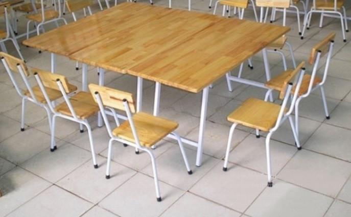 Ưu điểm mặt bàn gỗ công nghiệp: