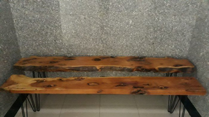 Mẫu mặt bàn gỗ nguyên tấm đẹp(4)