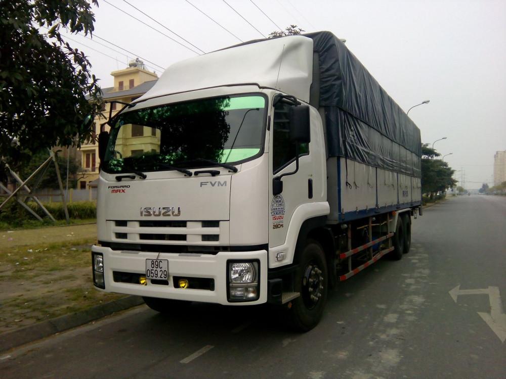 Những ưu điểm nổi bật nên chọn mua xe tải Isuzu