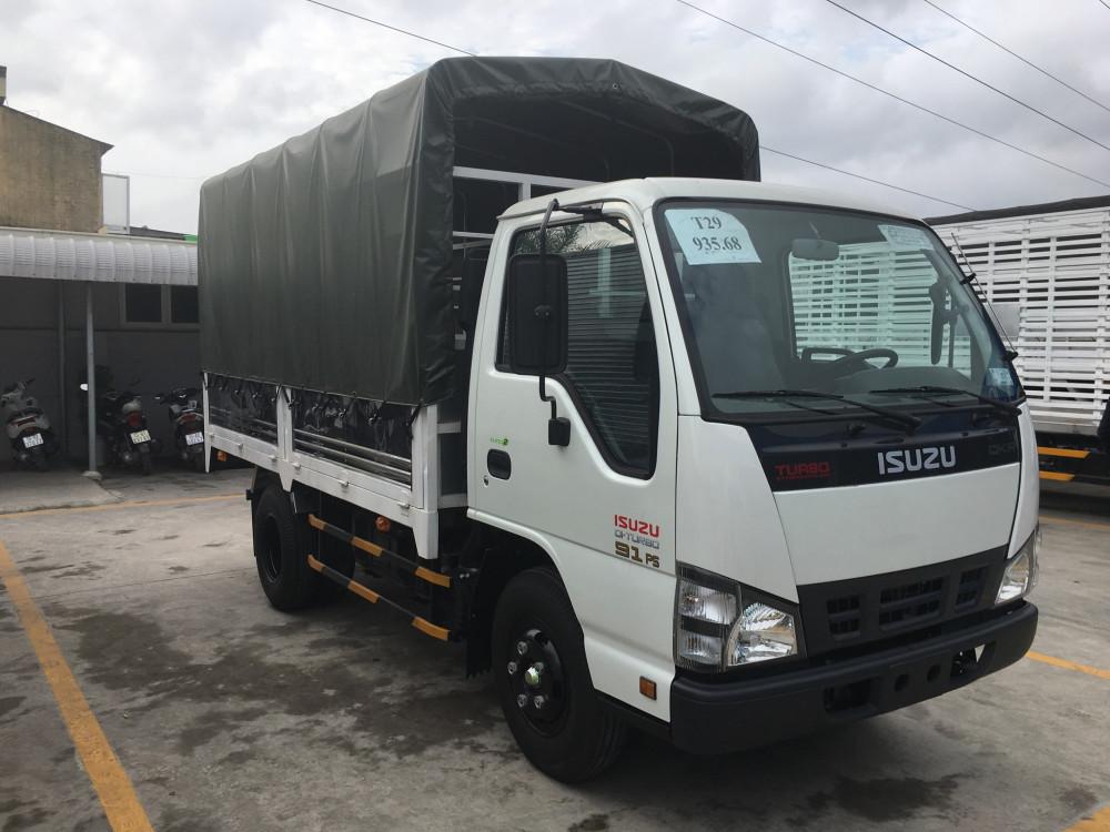 Những ưu điểm nổi bật nên chọn mua xe tải Isuzu(1)