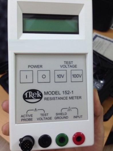 máy đo điện trở bề mặt Trek-152-1-CE