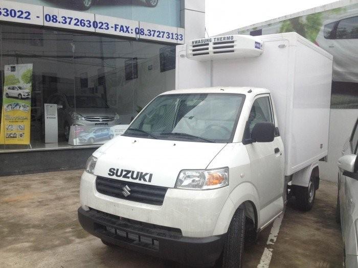 Ưu nhược điểm của xe tải Suzuki Carry Pro