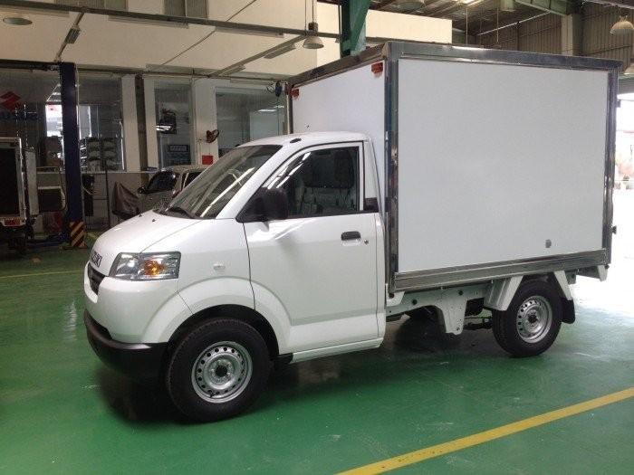 Giá xe tải suzuki carry pro bao nhiêu?