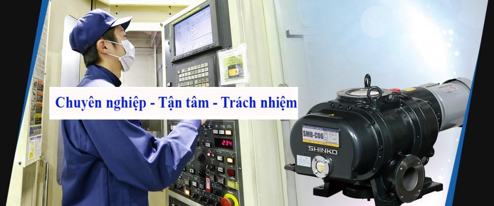 Công ty Long Nhi - Nhà phân phối thiết bị sản xuất tốt nhất.