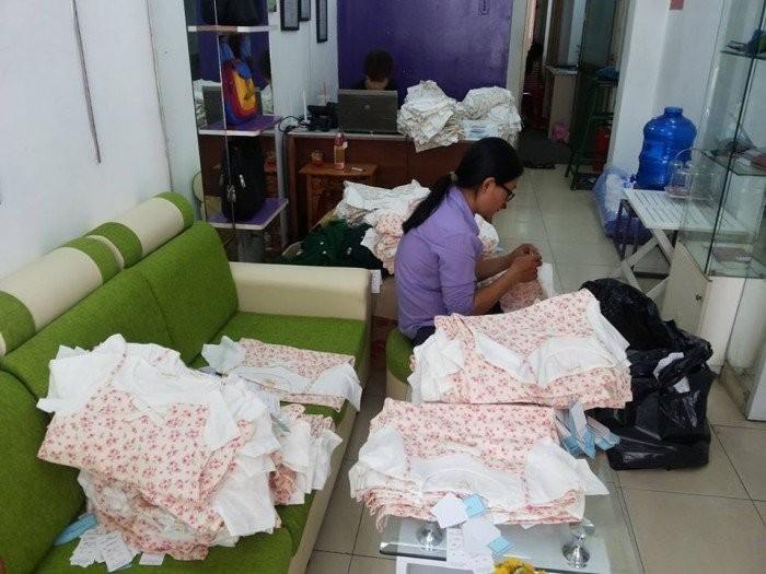 xưởng may chuyên sỉ thời trang hotgirl giá gốc Hồ Chí Minh