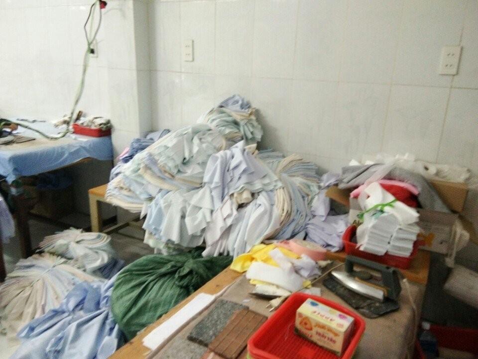 Tìm xưởng may gia công áo sơ mi mọi số lượng tại TPHCM 1