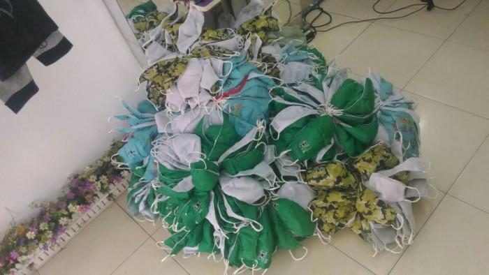 Cơ sở may khẩu trang vải tại TPHCM - May gia công Trang Trần