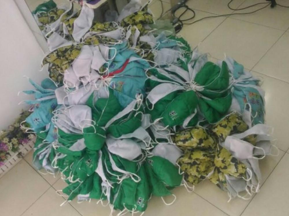 Xưởng may gia công Trang Trần - cơ sở may khẩu trang vải số lượng lớn tại TPHCM