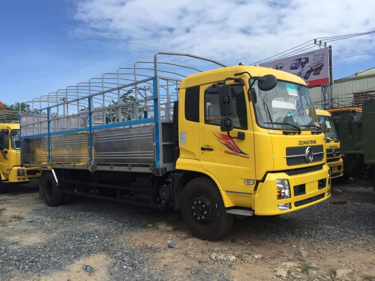Những ưu điểm nổi bật của xe tải nhập khẩu Dongfeng B170 Hoàng Huy