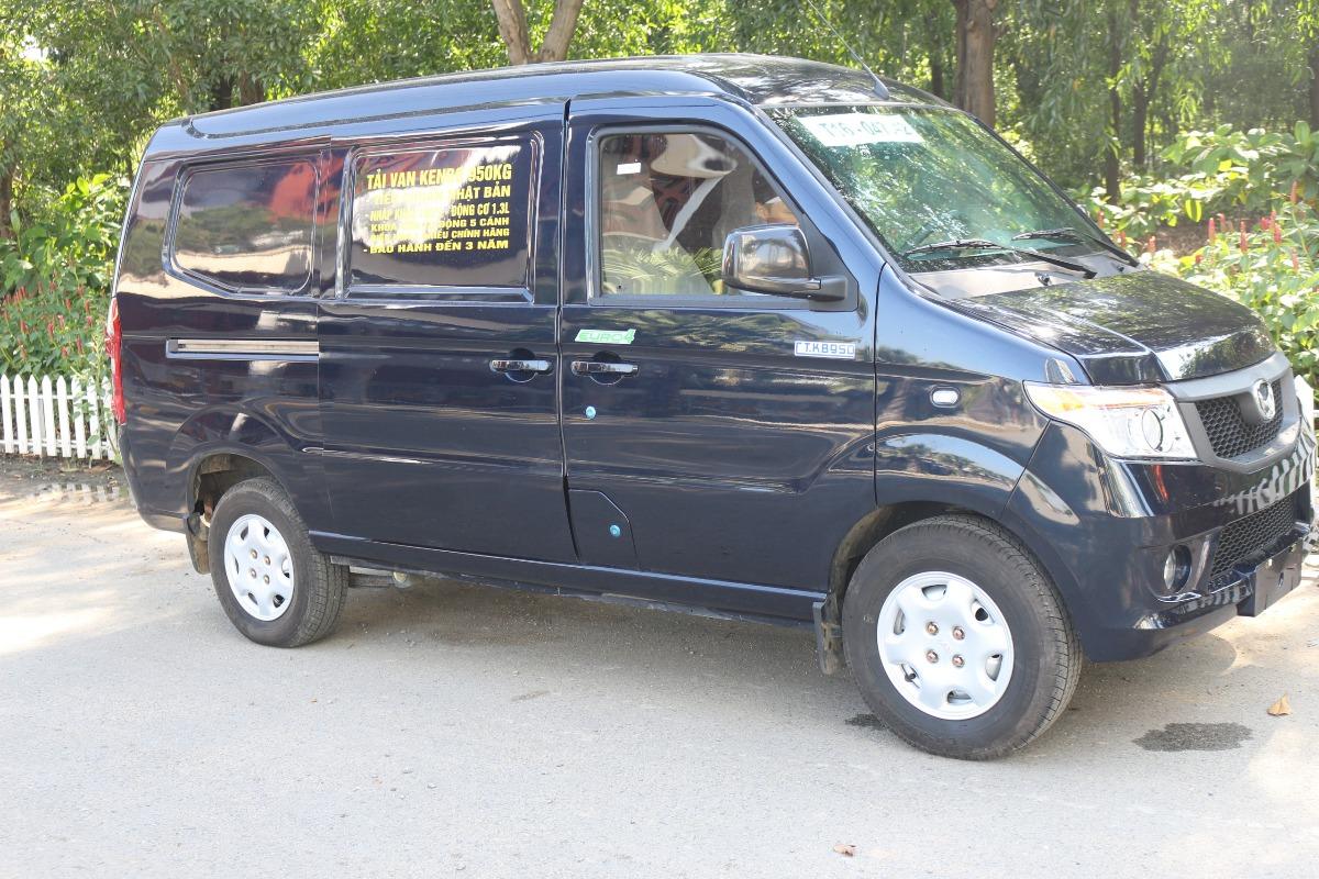 Đánh giá chất lượng xe bán tải van Kenbo 950kg