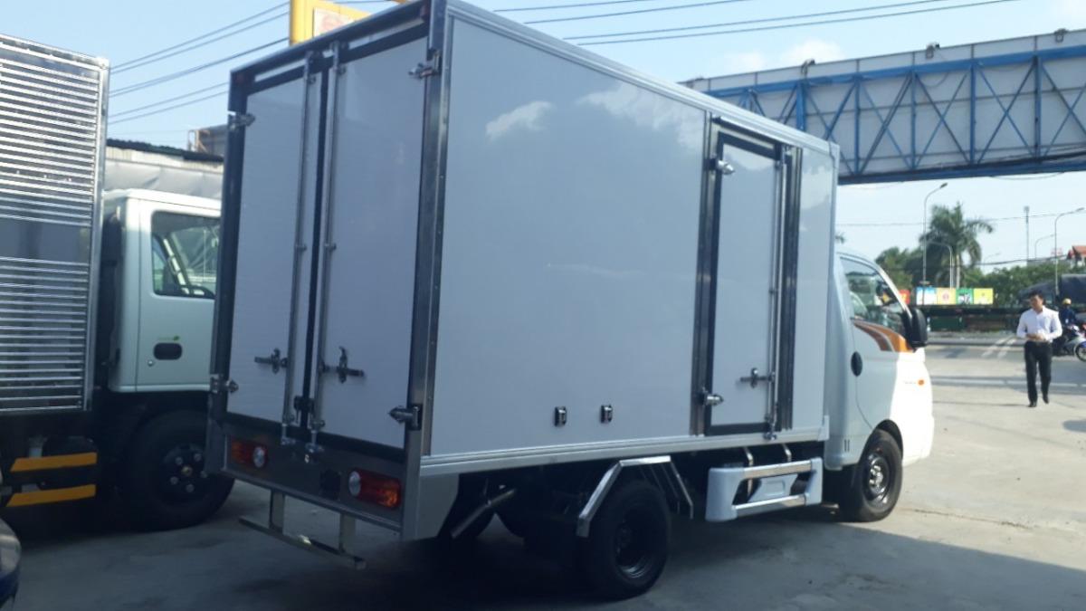 Thùng xe của Hyundai H150