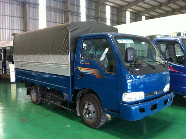 Về xe tải Kia 1.25 tấn