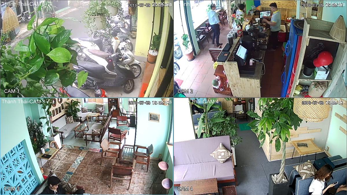 Lắp đặt camera quan sát tại Phan Thiết, Bình Thuận