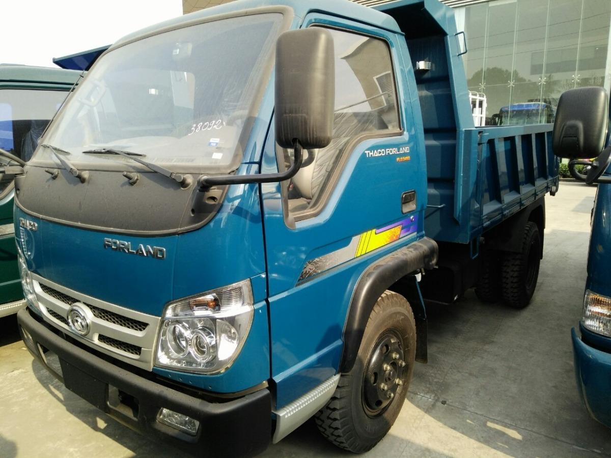 Thông số kỹ thuật, hình ảnh xe ben Thaco Forland FLD 345 3 tấn 5 (3,5 tấn)