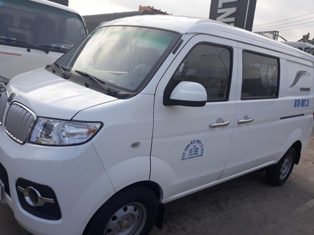 Xe bán tải Dongben x30 tại phú mẫn thủ đức