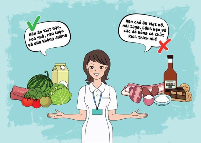 Thực đơn giảm cân không cần ăn kiêng