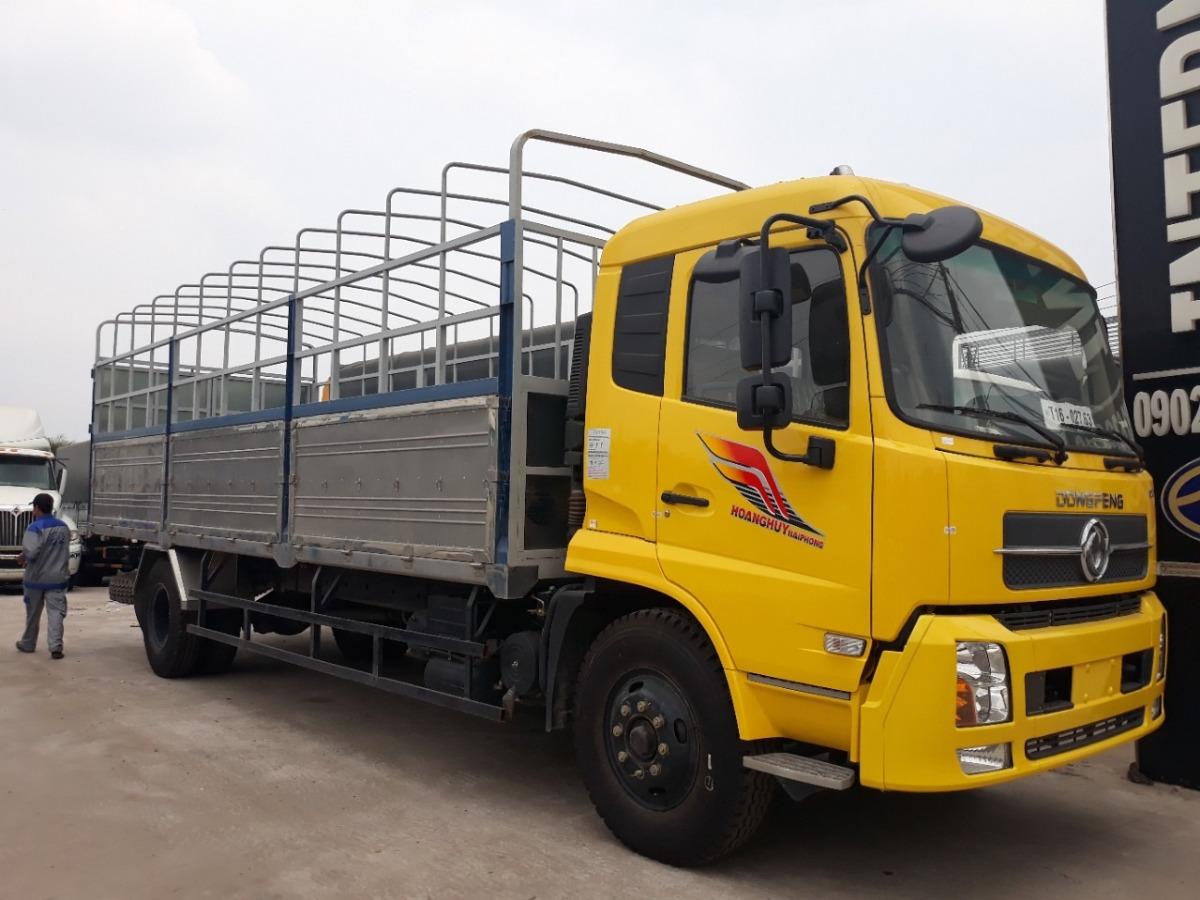 Hình ảnh ngoại thất xe tải Dongfeng B170 - 1