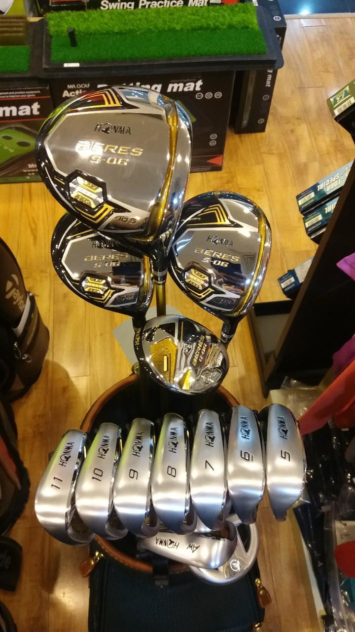 Gậy Golf Honma - đẳng cấp trong từng thiết kế