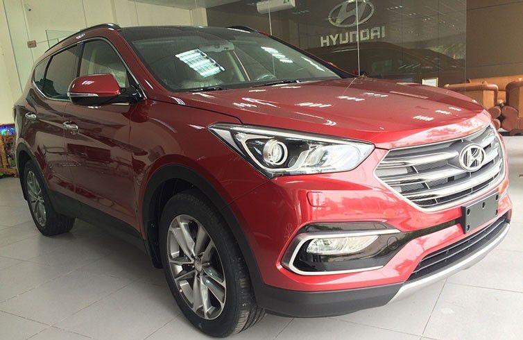 Ưu điểm của Hyundai Santafe 2018