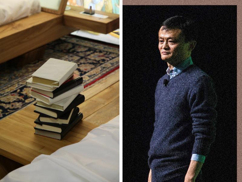 Một là chẳng bao giờ đọc sách, hai là người đọc sách quá nhiều - Quan điểm của Jack Ma chỉ ra 2 kiểu người không bao giờ thành công