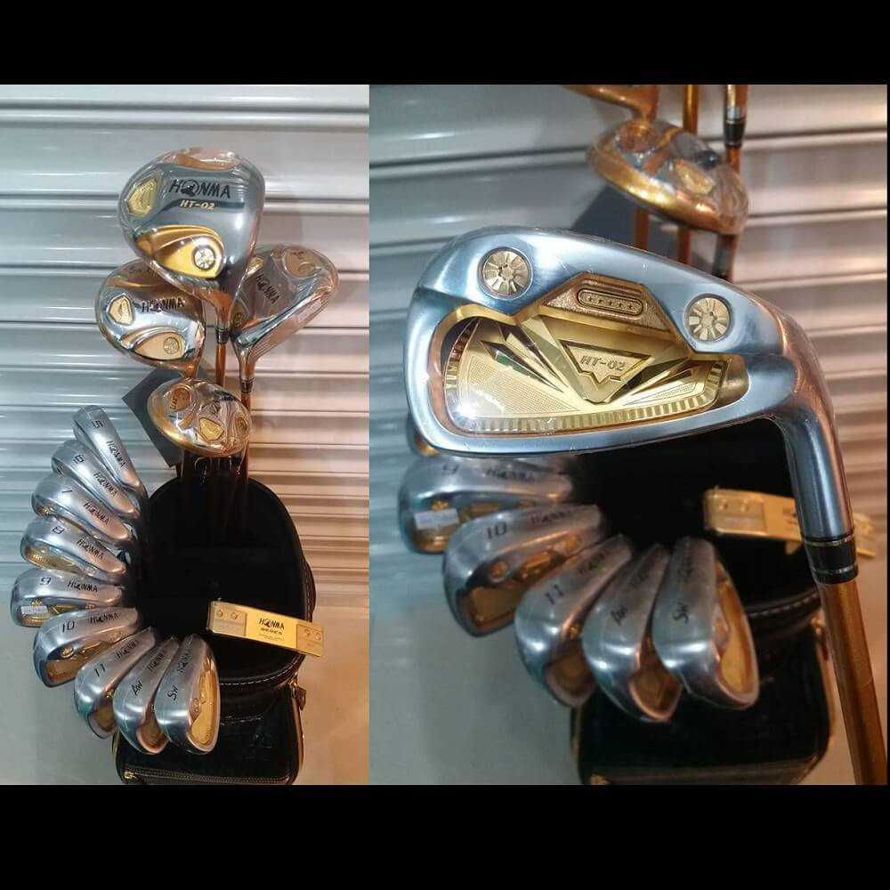Giá bộ gậy Golf Honma 5 sao