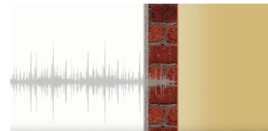 Vải dán tường cách âm - vải dán tường cao cấp - vải dán tường sợi thủy tinh