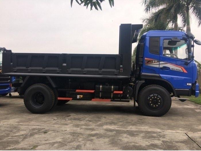 Giới thiệu xe tải ben Trường Giang 8.5 tấn