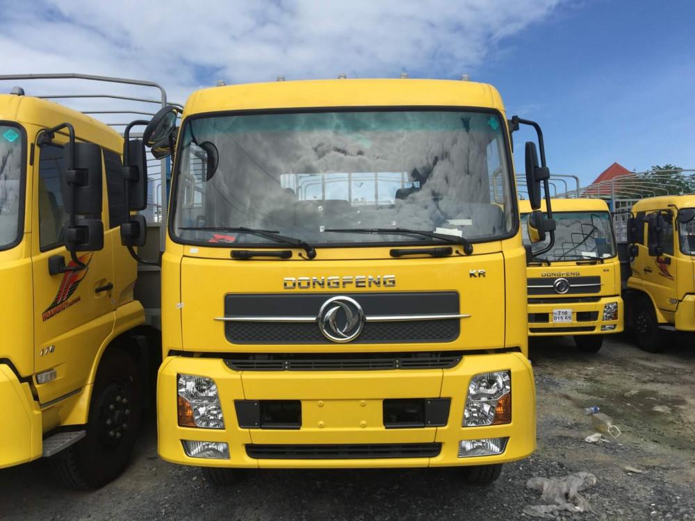 Trong tầm giá 700 triệu có nên mua xe tải Dongfeng B170 Hoàng Huy?