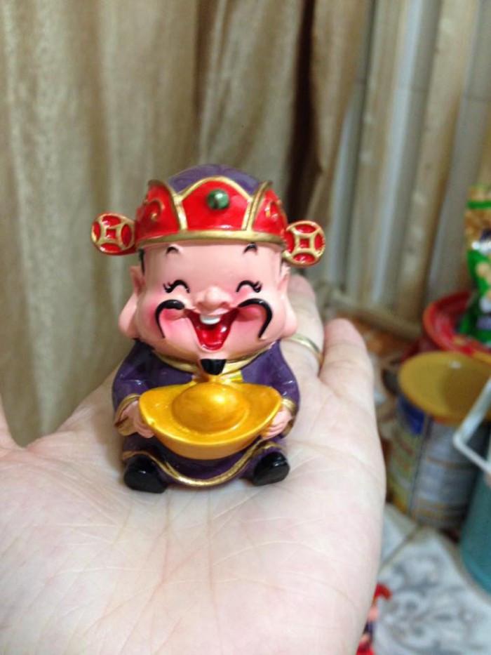 [Tượng thần tài phong thủy] Bộ tượng 5 ông thần tài Chibi đem lại may mắn và niềm vui mỗi ngày(8)