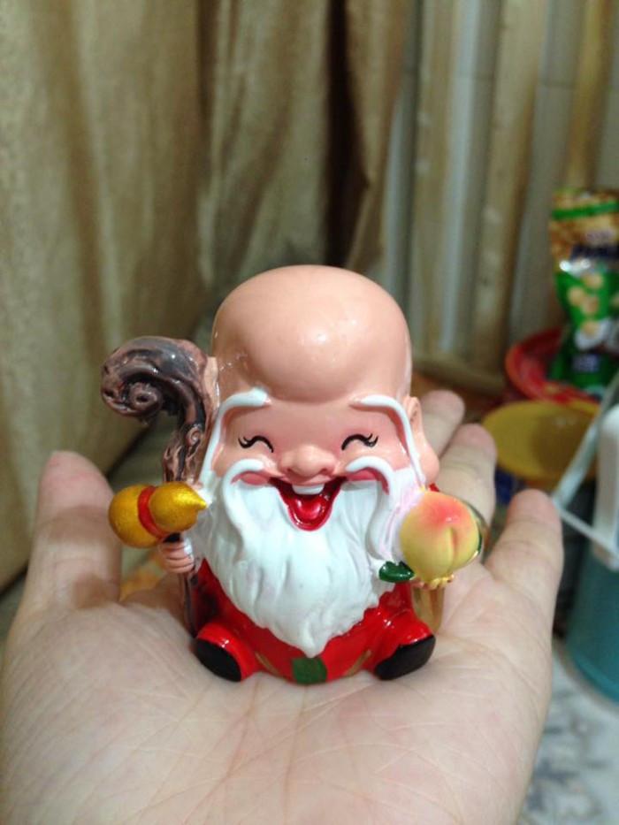 [Tượng thần tài phong thủy] Bộ tượng 5 ông thần tài Chibi đem lại may mắn và niềm vui mỗi ngày(9)