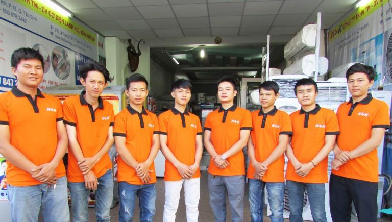 Giới thiệu công ty TNHH TM DV Cơ Điện Lạnh Nguyễn Khánh