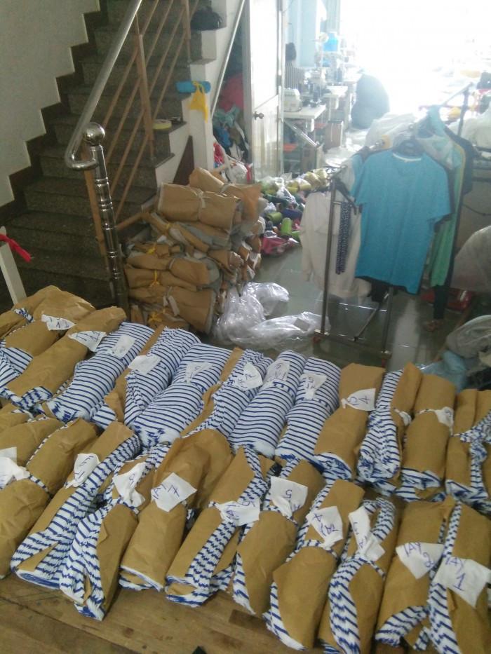 Xưởng may áo thun giá rẻ - Chuyên may áo thun chất lượng, giá tốt nhất thị trường