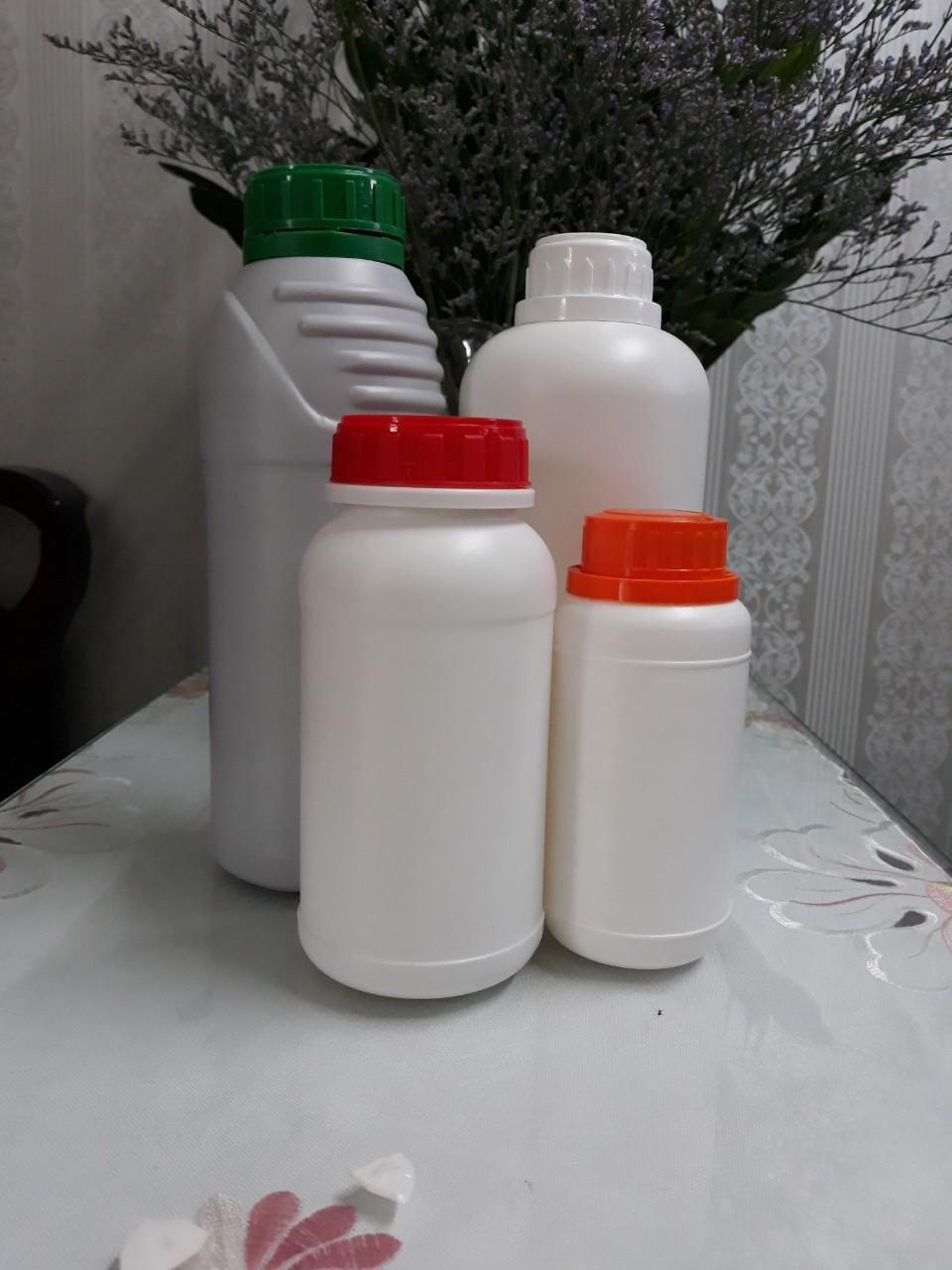 Tìm mua chai nhựa nông dược đựng hóa chất thuốc bảo vệ thực vật ở đâu?