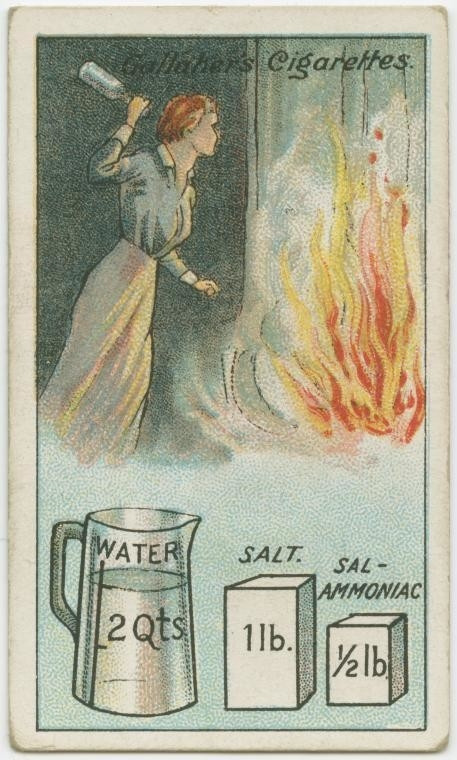 Cách chế tạo bình chữa cháy đơn giản