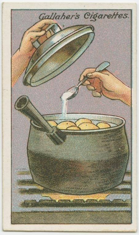 Cách nấu khoai tây cho thật ngon