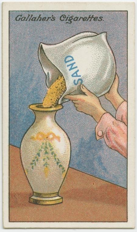 Cách bảo quản những chiếc bình có giá trị